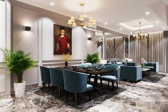 Cao Thái Sơn hé lộ không gian ngôi nhà mới sang trọng ở Sài Gòn-2
