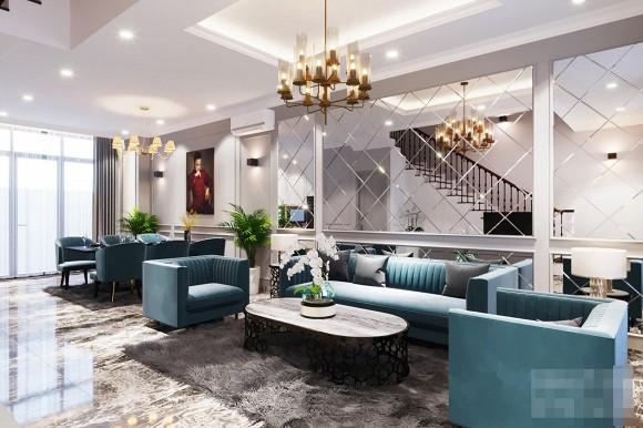 Cao Thái Sơn hé lộ không gian ngôi nhà mới sang trọng ở Sài Gòn-3