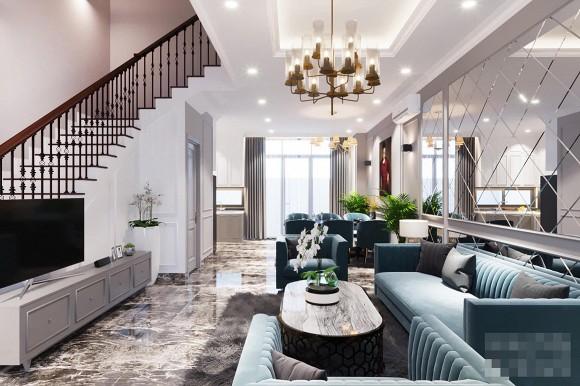 Cao Thái Sơn hé lộ không gian ngôi nhà mới sang trọng ở Sài Gòn-4
