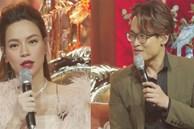 """Hồ Ngọc Hà hét lên khi bị Hà Anh Tuấn tiết lộ mang song thai, dặn ê kíp """"cạch mặt"""" nam ca sĩ"""