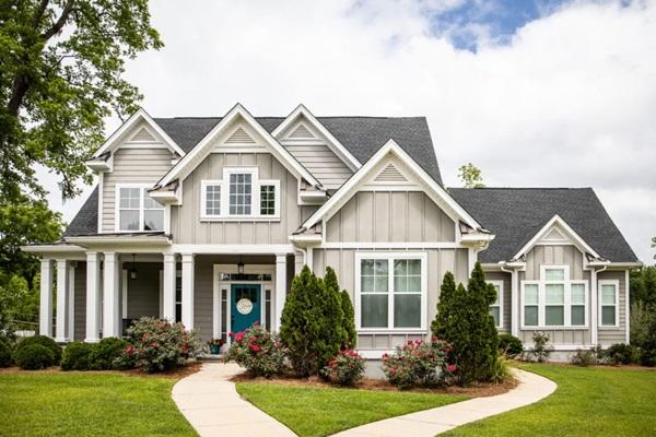 Màu sơn nhà ngoài trời đẹp mê ly, cả nghìn người nhìn đều khen ngợi, đúng đẳng cấp sành điệu-3