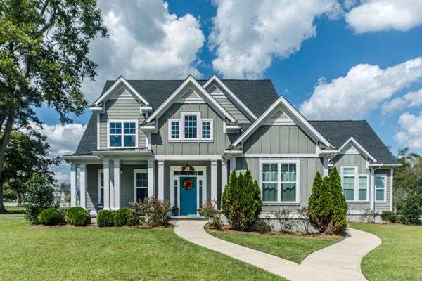 Màu sơn nhà ngoài trời đẹp mê ly, cả nghìn người nhìn đều khen ngợi, đúng đẳng cấp sành điệu-9