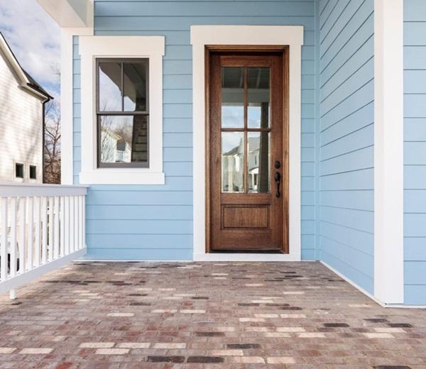 Màu sơn nhà ngoài trời đẹp mê ly, cả nghìn người nhìn đều khen ngợi, đúng đẳng cấp sành điệu-12