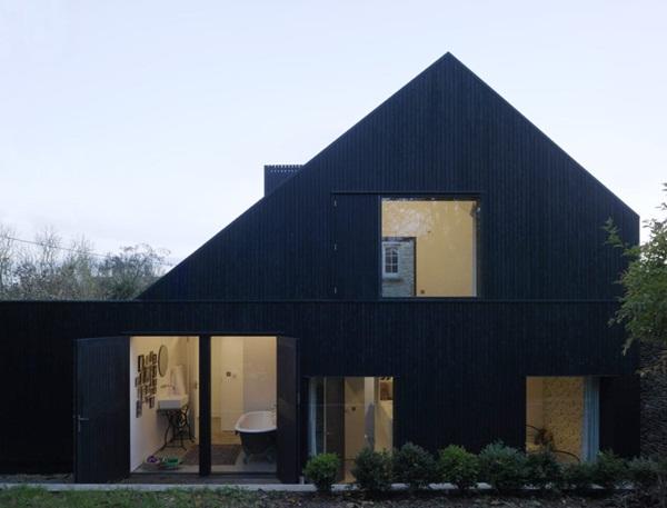 Màu sơn nhà ngoài trời đẹp mê ly, cả nghìn người nhìn đều khen ngợi, đúng đẳng cấp sành điệu-19