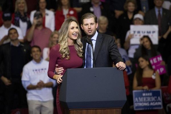 Điều ít biết về nàng dâu của Tổng thống Mỹ đang gây chú ý cộng đồng mạng, tài sắc vẹn toàn và đối nhân xử thế đầy khéo léo-3