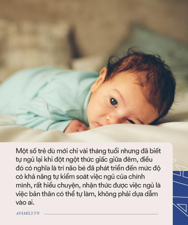 Trẻ dưới 1 tuổi có 3 hành động này trong khi ngủ lớn lên sẽ rất thông minh-3