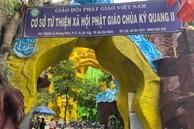 Éo le nhiều gia đình nhận chung hũ tro cốt người thân bị thất lạc di ảnh gửi tại chùa Kỳ Quang 2