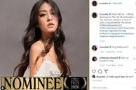 Thảo Nhi Lê được đề cử '100 gương mặt đẹp nhất thế giới 2020'