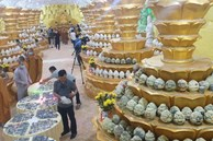 Hơn 400 hũ tro cốt ở chùa Kỳ Quang 2 được nhận diện