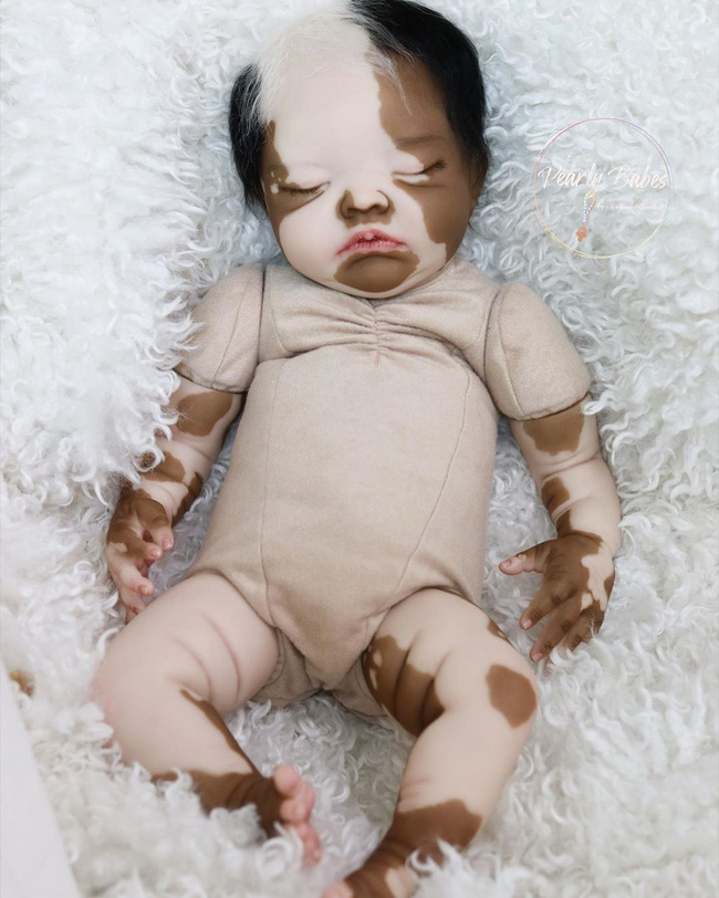 Con trai sinh ra có màu da lạ, ông bố đã làm 1 việc vô cùng đặc biệt cho con và được bao bố mẹ khắp thế giới tìm đến-3