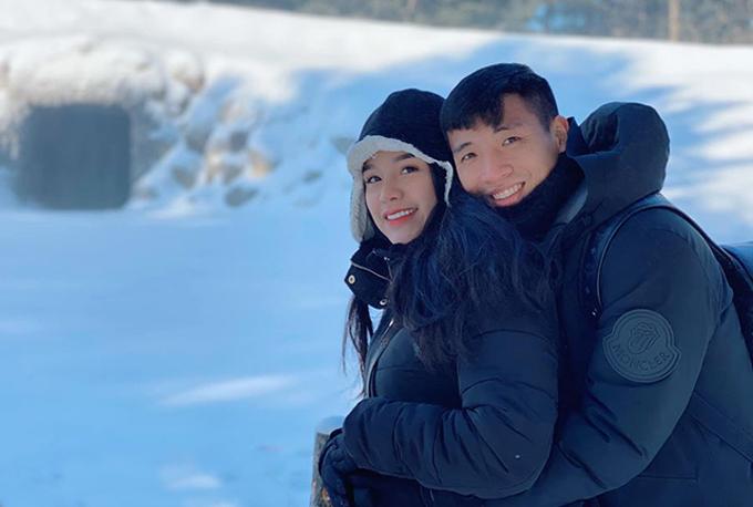 Khánh Linh từng lên báo kể tủi thân vì lấy chồng cầu thủ-4