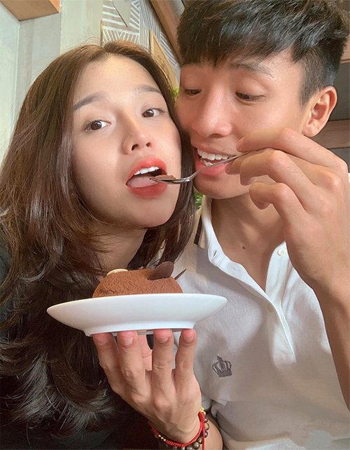 Khánh Linh từng lên báo kể tủi thân vì lấy chồng cầu thủ-5
