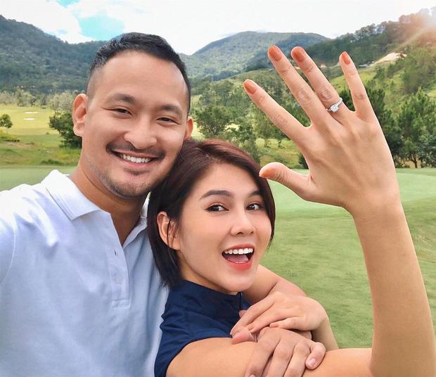 Khoe nhẹ chiếc story, MC Thu Hoài đã tiết lộ mối quan hệ cực tốt với mẹ chồng tương lai-1
