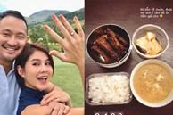Khoe nhẹ chiếc story, MC Thu Hoài đã tiết lộ mối quan hệ cực tốt với mẹ chồng tương lai