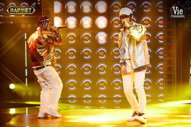 Thí sinh team HLV Wowy bị chỉ trích khi bỏ rap phần hỗ trợ bạn diễn: Chơi không đẹp, tài năng không xứng đáng để đi tiếp?-1