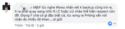 Thí sinh team HLV Wowy bị chỉ trích khi bỏ rap phần hỗ trợ bạn diễn: Chơi không đẹp, tài năng không xứng đáng để đi tiếp?-8