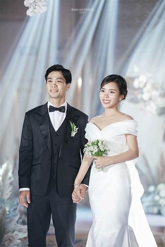 Vợ sắp cưới của Công Phượng mặc váy rộng vẫn lộ vòng 2 to bất thường-6