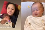 Duy Mạnh lần đầu khoe ảnh chụp cùng con trai cưng, nhưng biểu cảm của bé Ú Béo mới khiến mọi người thích thú-4