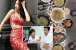 Vân Hugo thả thính ngọt khi nấu ăn cho chồng mới cưới, dàn sao Việt bình luận hài hước-7