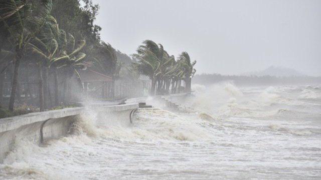 Xuất hiện 6-8 cơn bão, áp thấp nhiệt đới từ nay đến cuối năm-1