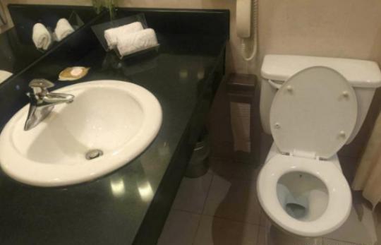 Tại sao nên đổ nước sôi lên bồn cầu khách sạn trước khi sử dụng? Đọc xong bài viết này bạn sẽ rất bất ngờ-3