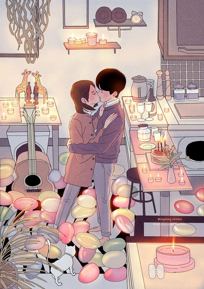 Tại sao sau kết hôn, các cặp vợ chồng không thích hôn nhau nữa? 3 ông chồng tiết lộ sự thật-4