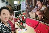 Cô dâu Cao Bằng chơi lớn phát cả trăm thiệp hồng mời bạn bè dự tiệc kỉ niệm 2 năm ngày cưới