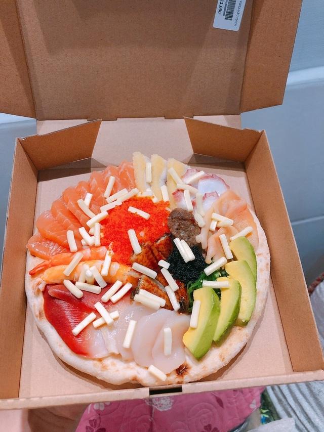 Độc đáo nhất mùa trung thu năm nay: Bánh trung thu sushi tiền triệu/hộp-4