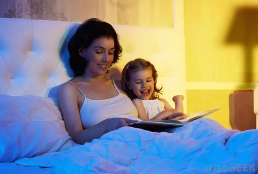 Con cái xa cách bố mẹ, hãy làm ít nhất 1 điều sau trước khi đi ngủ, bé không những lại dính như sam mà tương lai còn tươi sáng, rộng mở-5