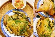 Chán gà luộc, gà nướng mẹ đảm làm ngay món gà này, vừa ngon vừa ngọt lại thơm phức khó cưỡng