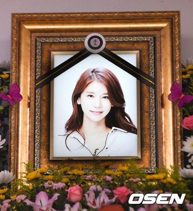 Tang lễ của nữ diễn viên Oh In Hye: Nụ cười trên di ảnh khiến công chúng xót thương, cảnh sát hé lộ kết quả điều tra đầu tiên-1