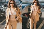 Ngọc Trinh mặc bikini gây náo loạn tại sân bay, dân tình đào ngay ra nữ chính VTV từng diện 4 năm trước, thậm chí còn táo bạo hơn nhiều-6