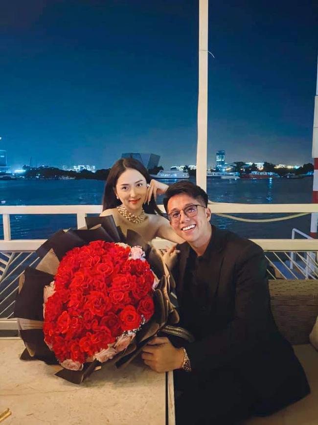 Mới yêu 3 tháng mà Matt Liu đã cung phụng Hương Giang như bà hoàng, từ hành động cho đến vật chất đều toát lên mùi đại gia-2