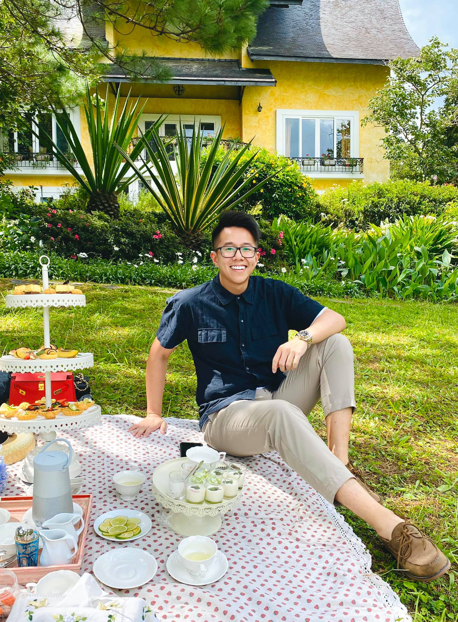 Mới yêu 3 tháng mà Matt Liu đã cung phụng Hương Giang như bà hoàng, từ hành động cho đến vật chất đều toát lên mùi đại gia-5