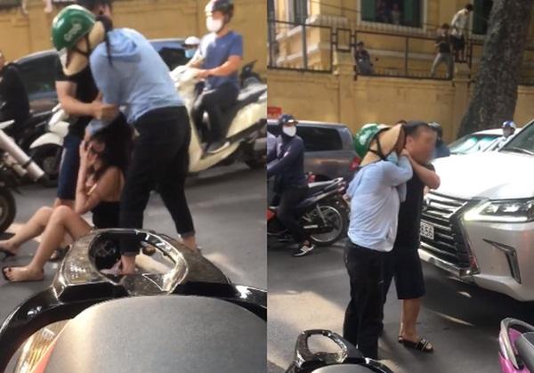 Biến căng đét: Chị vợ trong vai grab xả hận giữa phố, tố chồng và tình địch khốn nạn, quyết đòi chiếc xe hơn 8 tỉ mà anh ta đang đi-1