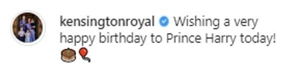 Harry đón sinh nhật tuổi 36 đầy khác biệt, động thái của các thành viên hoàng gia Anh trở thành tâm điểm chú ý-2