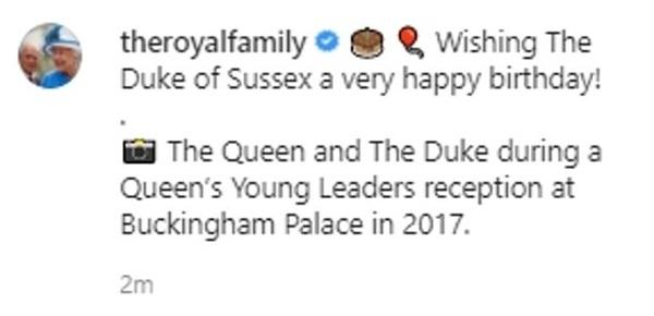 Harry đón sinh nhật tuổi 36 đầy khác biệt, động thái của các thành viên hoàng gia Anh trở thành tâm điểm chú ý-4