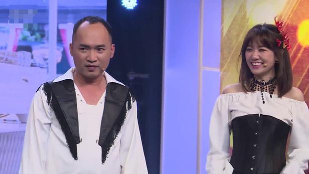 """Đăng status cực deep"""" nói đạo lý, Hari Won bị Tiến Luật và Hoa hậu Thu Hoài vào bóc tính cách thật ngoài đời-4"""