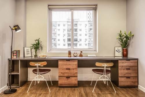 Chiêm ngưỡng căn chung cư đẹp mê hồn của vợ chồng trẻ ở Hà Nội-2
