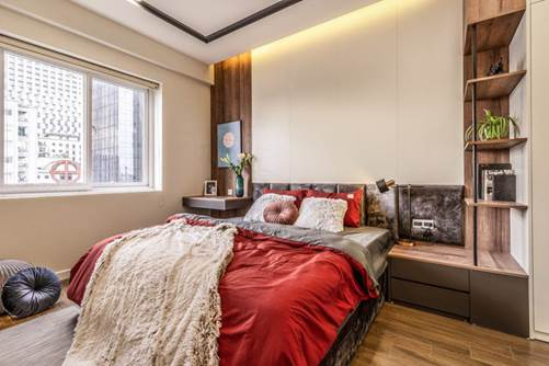 Chiêm ngưỡng căn chung cư đẹp mê hồn của vợ chồng trẻ ở Hà Nội-7
