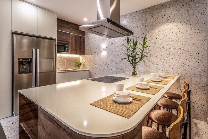 Chiêm ngưỡng căn chung cư đẹp mê hồn của vợ chồng trẻ ở Hà Nội-10