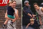 Công nương Kate bị nghi mang bầu lần 4 vì một chi tiết trong bức ảnh mới, được khuyên nên cùng Meghan giảng hòa-3