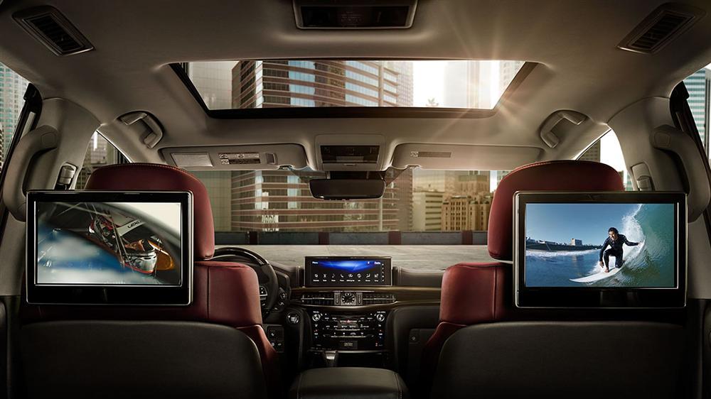 Tất tần tật về xế sang Lexus 570 trong vụ đánh ghen ở Lý Nam Đế: Được gọi là xe chủ tịch, giá bán từ 8,34 tỷ đồng và người cầm lái thường không phải chủ!-5