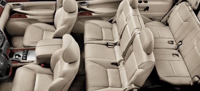Tất tần tật về xế sang Lexus 570 trong vụ đánh ghen ở Lý Nam Đế: Được gọi là xe chủ tịch, giá bán từ 8,34 tỷ đồng và người cầm lái thường không phải chủ!-6
