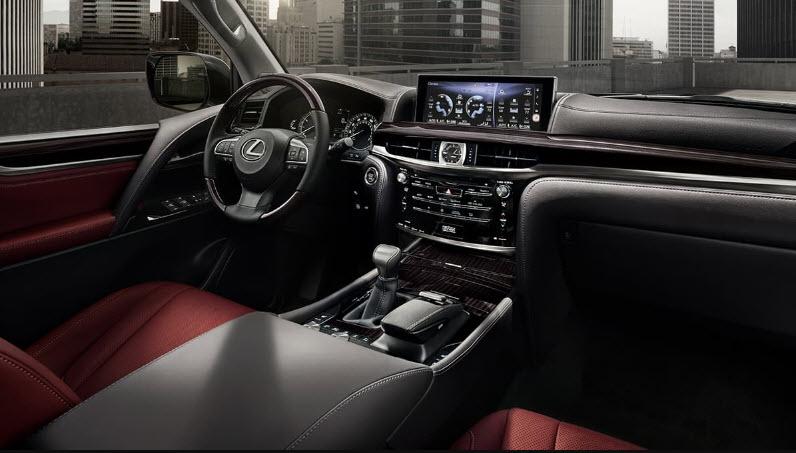 Tất tần tật về xế sang Lexus 570 trong vụ đánh ghen ở Lý Nam Đế: Được gọi là xe chủ tịch, giá bán từ 8,34 tỷ đồng và người cầm lái thường không phải chủ!-10