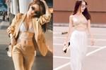 Ngọc Trinh mặc bikini gây náo loạn tại sân bay, dân tình đào ngay ra 'nữ chính VTV' từng diện 4 năm trước, thậm chí còn táo bạo hơn nhiều