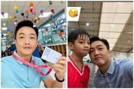 Cường Đô La bảnh bao đi họp phụ huynh, Subeo sinh 2010 đã lớp 6: phải chăng học vượt cấp