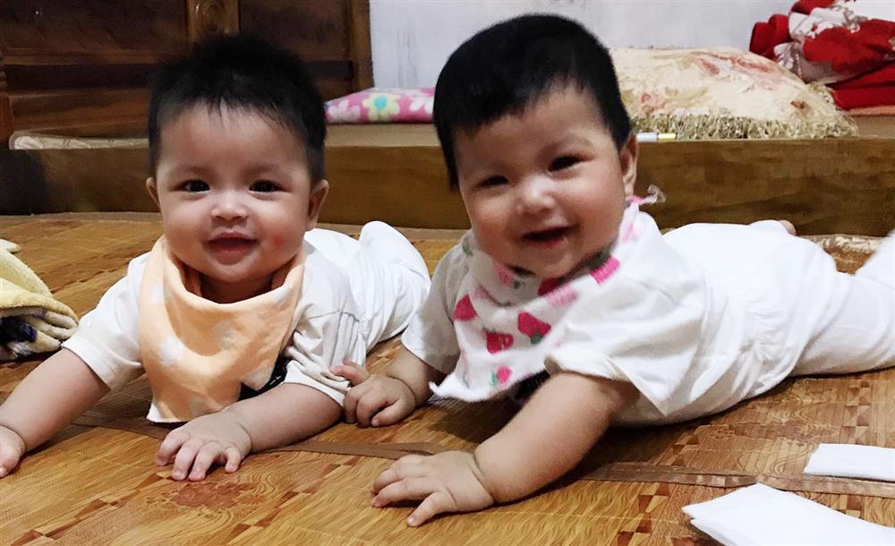 Lần đầu mất con khi 6 tháng, lần sau bị mù một mắt vì giữ thai và cái kết ngọt ngào không tưởng của mẹ 9x Thái Bình-4