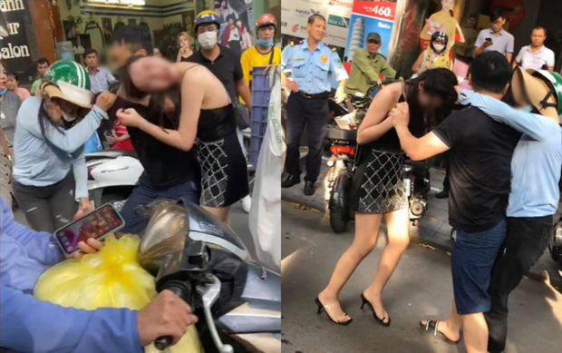 Danh tính đại gia đi Lexus LX 570 bị đánh ghen còn ra tay bóp cổ vợ trên phố Lý Nam Đế-2