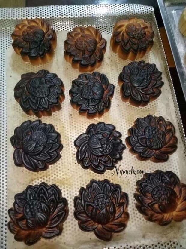 Hội Ghét bếp trổ tài làm bánh Trung thu, nhìn thành quả xong chỉ muốn quăng cả lò lẫn bánh-2